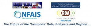 The Future of the Commons: Data, Software and Beyond...